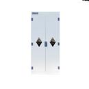 BABC-60P     60加仑PP酸碱柜