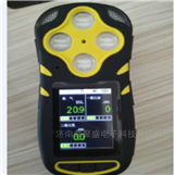 矿安认证三合一气体检测仪